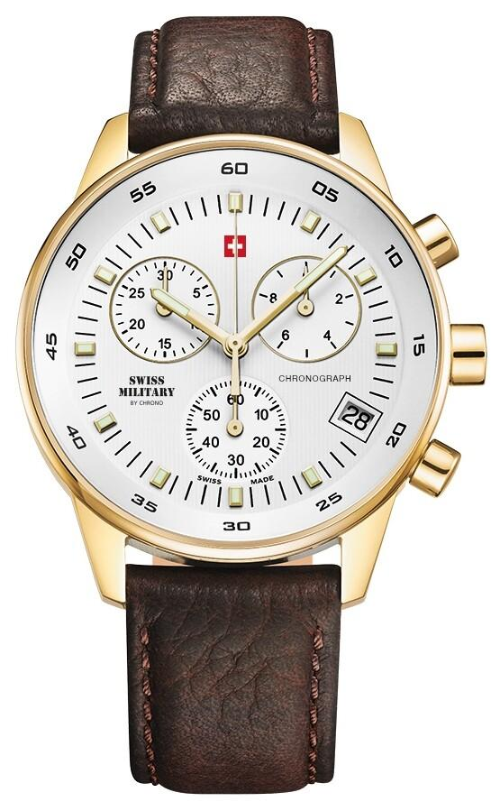 Swiss Military by Chrono Cosmos Gent 144051