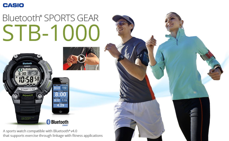 STB 1000 1EF Casio Sports férfi karóra STB 1000 1EF